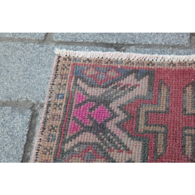 "Tribal Village Carpet - 3' x 1'8"" - Image 6 of 10"