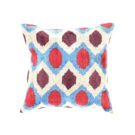 Image of Burgundy Pillows