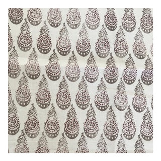 Zak & Fox Tibetano Linen Fabric Remnant