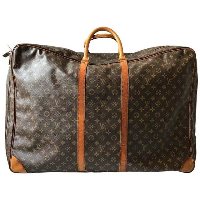 1980s Louis Vuitton Soft Suitcase For Sale - Image 13 of 13