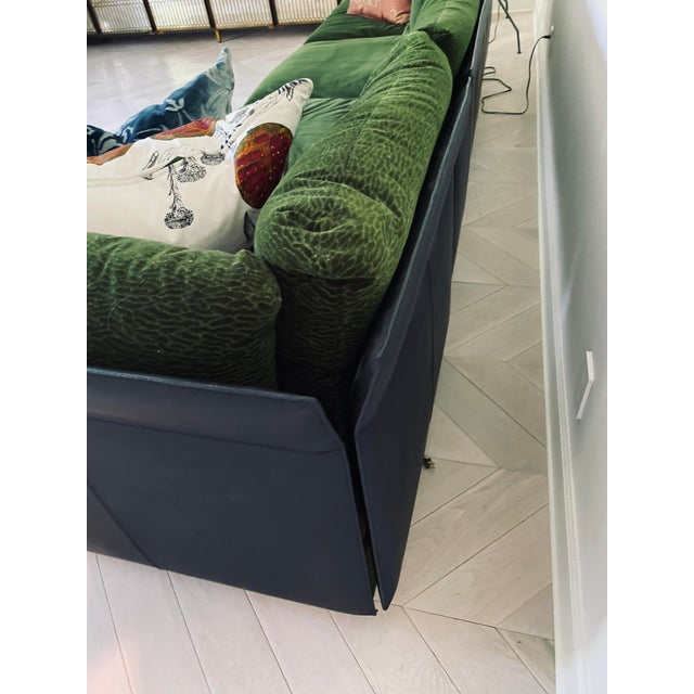 Poltrauna Frau Gran Torino Sofa For Sale - Image 9 of 13