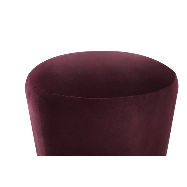 Metal Nui Stool From Covet Paris For Sale - Image 7 of 8