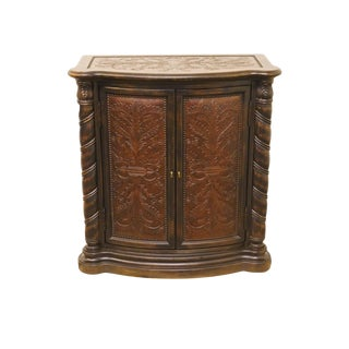 Hooker Furniture Seven Seas Collection Console Cabinet For Sale