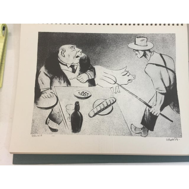 1930s 1939 Treasury of American Prints Benton , Wood, Curry, Hopper For Sale - Image 5 of 6