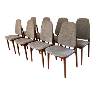 A. Hovmand Olsen Dining Chairs - Set of 8
