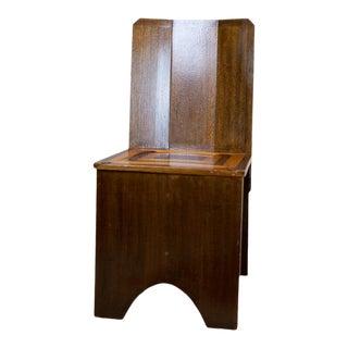 Frank Steinke Mid Century Chair For Sale