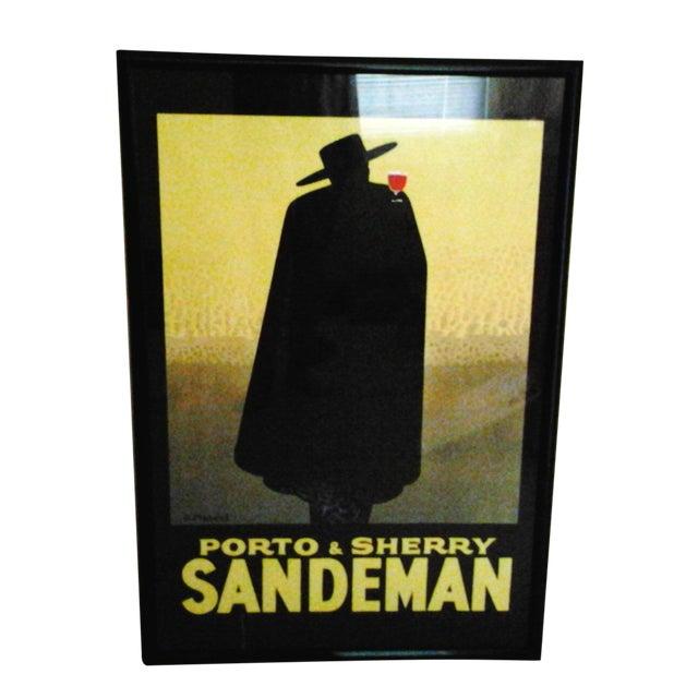 Porto & Sherry Sandman Poster - Image 1 of 4