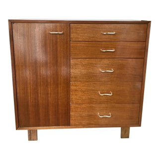 Herman Miller George Nelson Designed Dresser Chest of Drawers Basic Series, 1952 For Sale