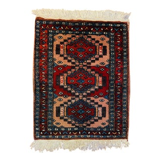 Boho Chic Table Rug/Table Runner/Wall Hanging For Sale