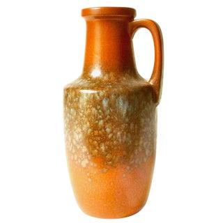 Vintage Scheurich West German Ceramic Vase