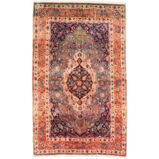 Isfahan Persian Rug - Image 1 of 2
