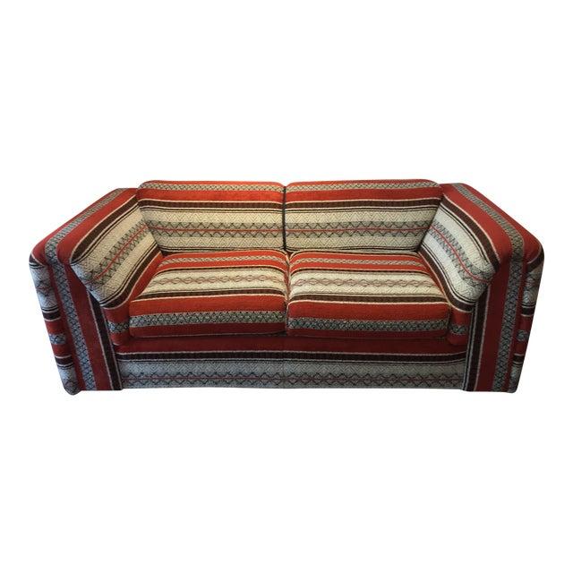 60s Vintage Southwestern Sofa - Image 1 of 5