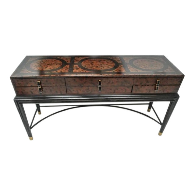 Stylish Sideboard or Console Table by Maitland-Smith - Image 1 of 3