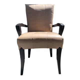 Dakota Jackson Puff Armchair For Sale