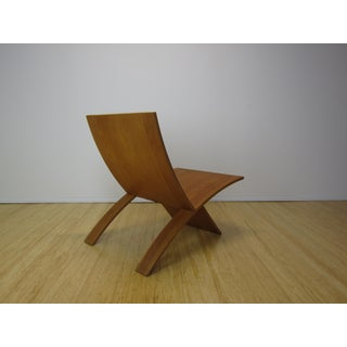 1960s Vintage Jens Nielsen for Westnofa Laminex Chair Preview