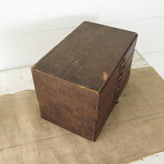 Vintage File Box - Image 9 of 10