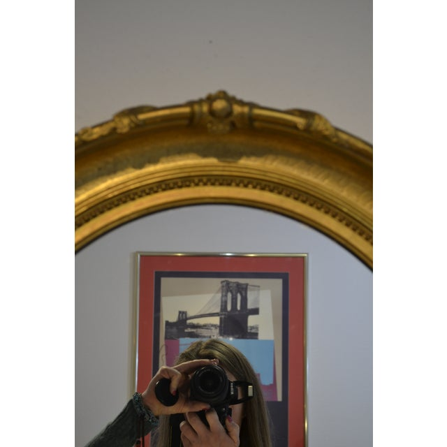 1920s Colonial Revival Mirror For Sale - Image 5 of 7