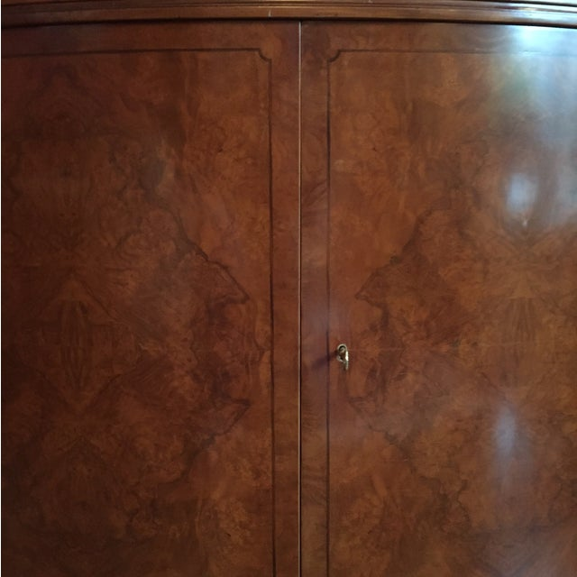 Francesco Molon Burled Wood Sideboard - Image 7 of 11