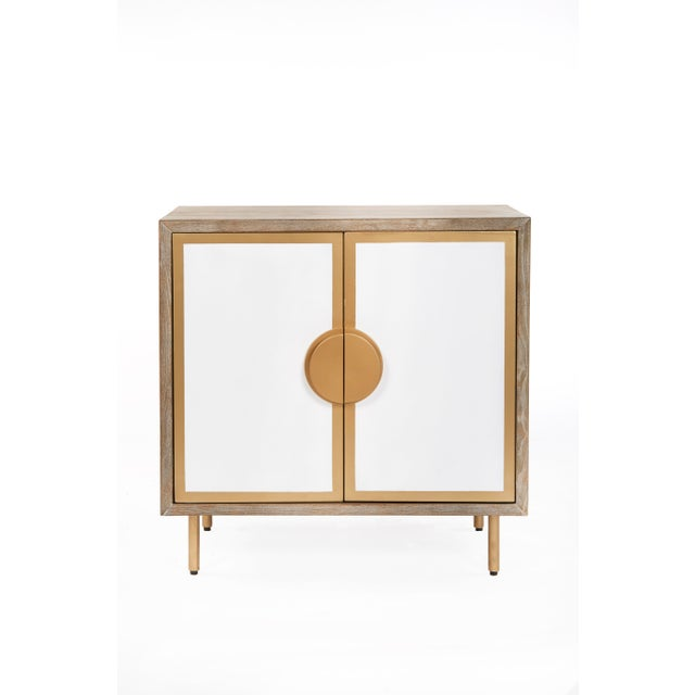 Modern Positano Accent Cabinet For Sale In Los Angeles - Image 6 of 6