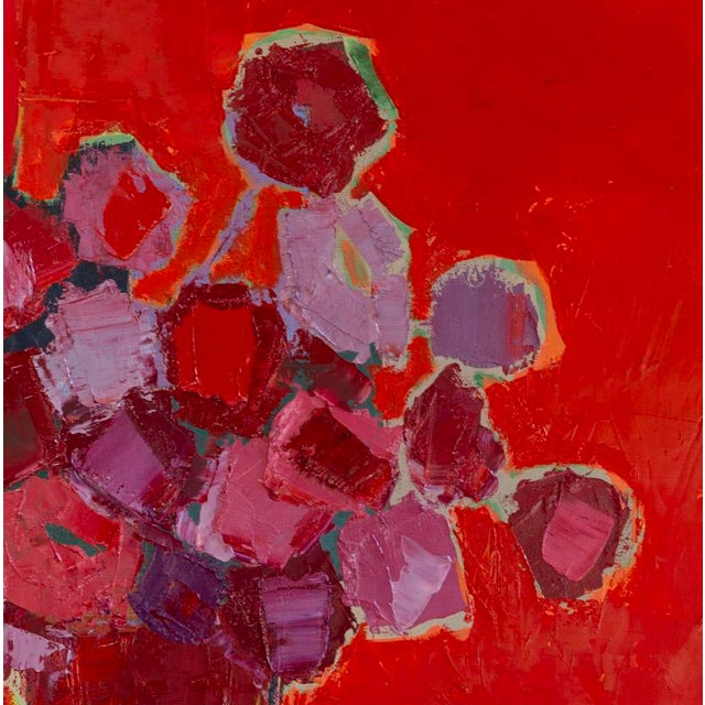 """Abstract Bill Tansey """" Grapes"""" For Sale - Image 3 of 9"""