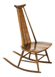 Image of Mid-Century Modern Rocking Chairs