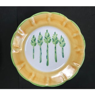 Williams Sonoma Country Fair Asparagus Plates- Set of 10 Preview