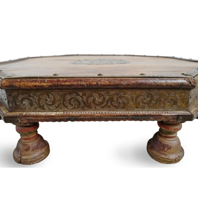 Antique Bajot Low Table For Sale - Image 4 of 6