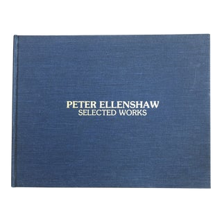 "1980s ""Peter Ellenshaw Selected Works"" Signed and Numbered Edition Book For Sale"