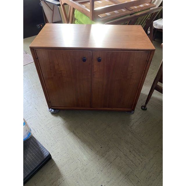 1960s Vintage American of Martinsville Cabinet For Sale - Image 10 of 11