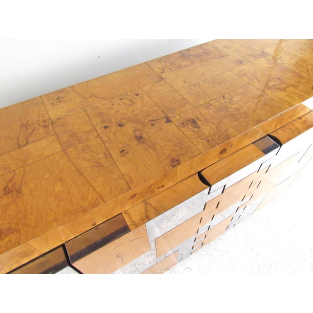 Tan Paul Evans Cityscape Sideboard For Sale - Image 8 of 11