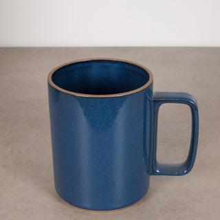 Set of Hasami Porcelain Mugs, Gloss Blue Preview