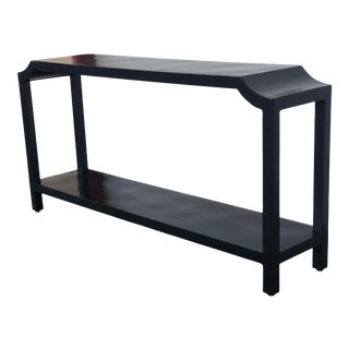 Invictus Steelworks Console Table