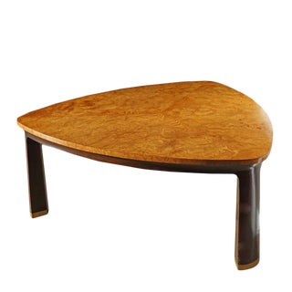 1950s Edward Wormley Carpathian Elm For Sale