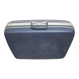 Blue Samsonite Silhouette Suitcase For Sale