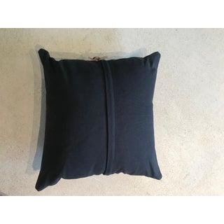 Vintage Turkish Kilim Pillow - 20ʺW × 20ʺH Preview