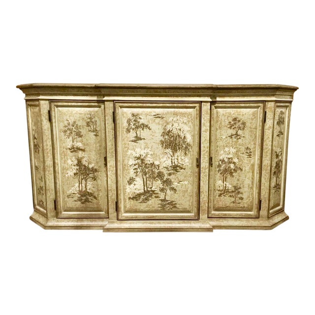 Drexel Heritage Flanders Console For Sale