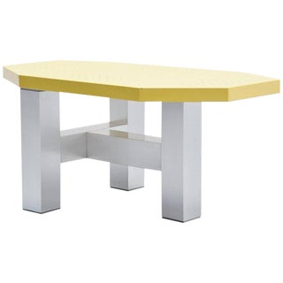 Martin Visser Modernist Table TE21 Spectrum, 1987