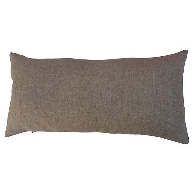 Thai Silk Ikat Pillows - Pair - Image 4 of 4