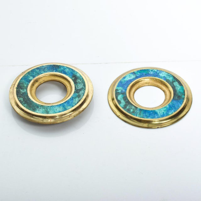 Mid-Century Modern Mid Century Modern Door Ring Pulls by Pepe Mendoza Mexican Modernist For Sale - Image 3 of 9