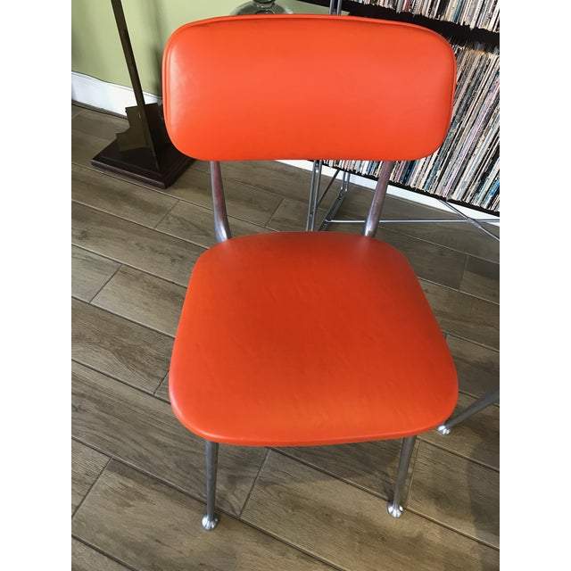 Mid-Century Modern Pair of Gazelle Chairs - Newly Upholstered For Sale - Image 3 of 13