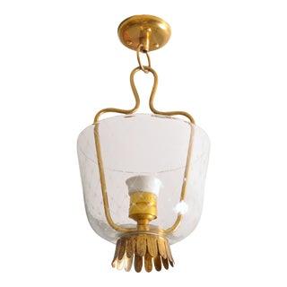 Minuscule Pendant Lamp, Belmag Zurich 1950s For Sale