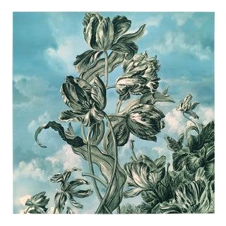 Parrot Tulips Print