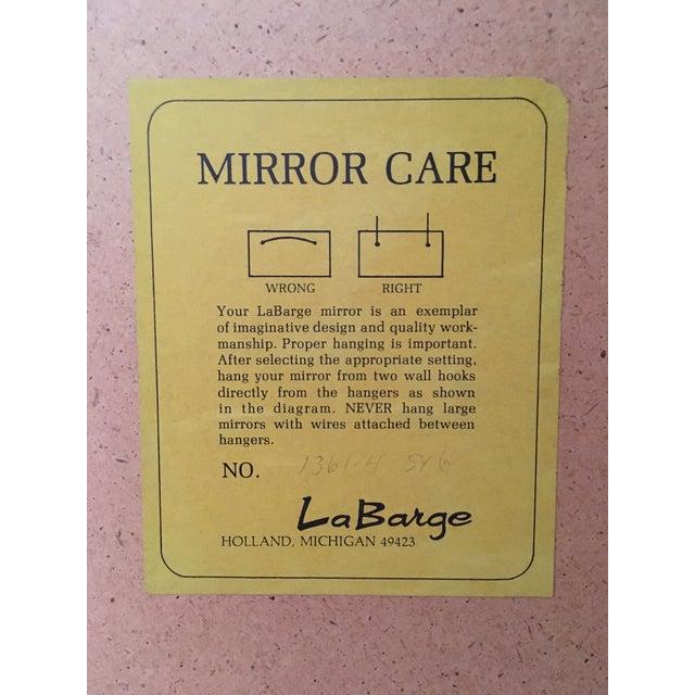 La Barge Antique Palladian Gold Mirror - Image 3 of 3