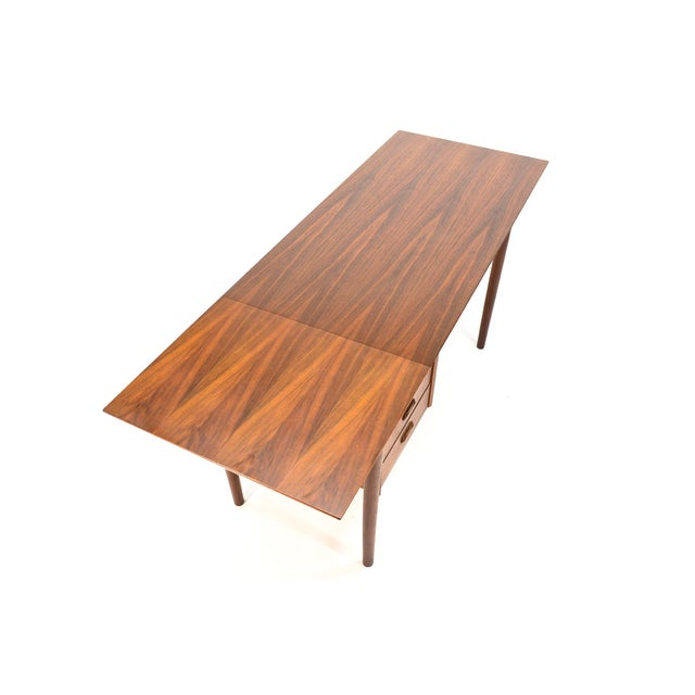 Arne Vodder for H. Sigh & Sons Drop-Leaf Desk - Image 4 of 8