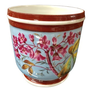 Bavarian Porcelain Jardiniere For Sale