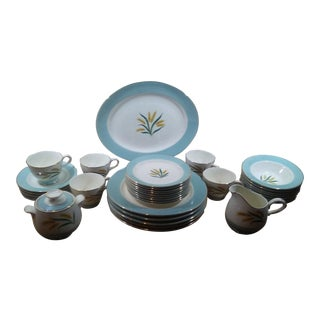 International Viking China - 35 Pieces