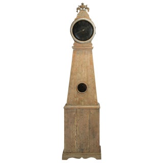 Circa 1810 Swedish Tall Case Clock