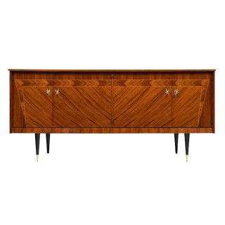 Mid-Century French Rosewood Buffet
