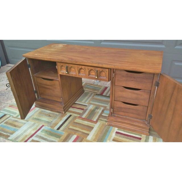 Vintage Stanley Porta Lima Desk - Image 3 of 11