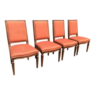 Tuscan Style Chairs - Set of 4 For Sale
